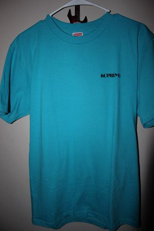Supreme Limonious Undercover Lover Tee Teal