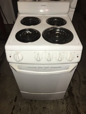 20\' apartment size electric stove (Appliances) in Shaker Heights ...
