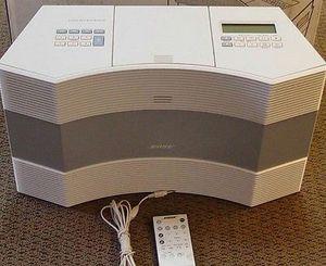 Bose acoustic wave series ii