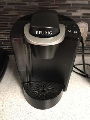 Keurig K45 brewer + k cup stand + k cups