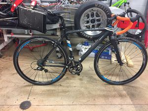 Raleigh RXC Carbon Cross bike