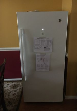 upright freezer brand new