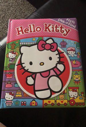 Jumbo hello kitty book beautiful 💕