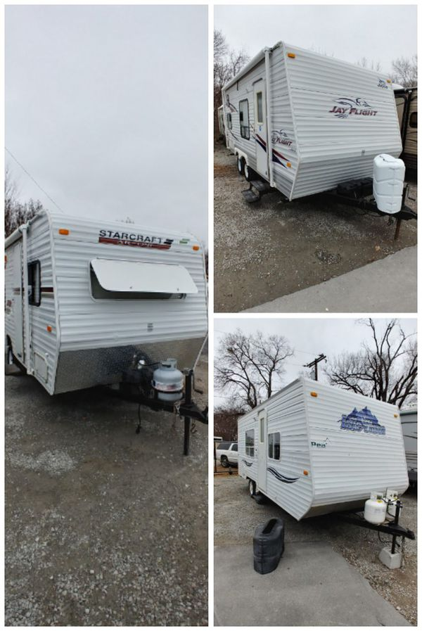 3 Small Camper Trailers $9500 Or Less (Campers & Rvs) In Tulsa, Ok