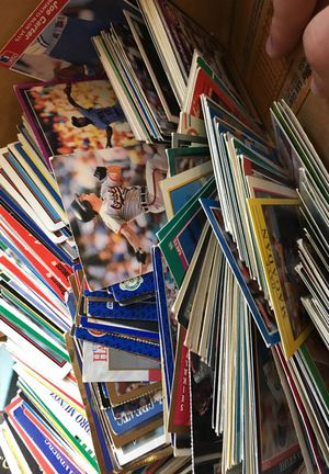 90s Baseball and Other Sports Cards