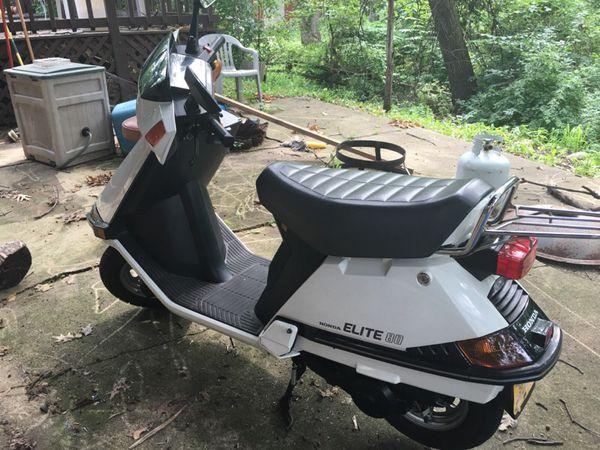 1987 honda elite 80 (motorcycles) in palos hills, il 1985 honda elite wiring diagram #3