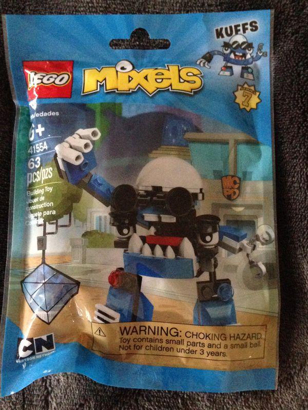 "LEGO MIXEL"" KUFFS"" (Games & Toys) in Edison, NJ"