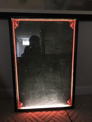 Illuminating Erasable Writing Board