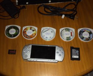 Gray PSP