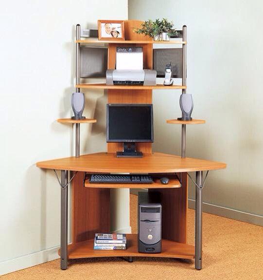 corner computer tower desk furniture in san jose ca offerup