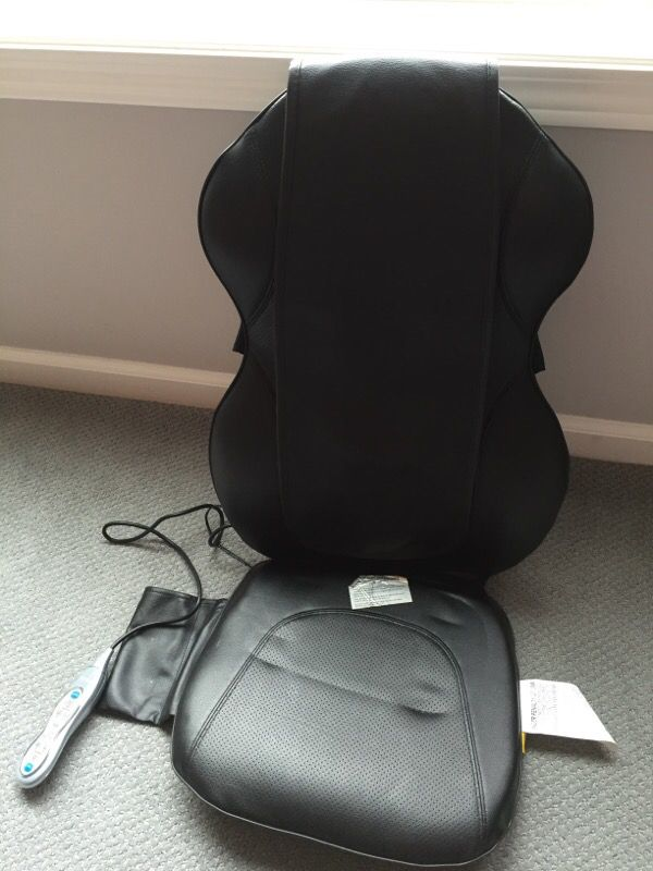 Homedics Vibrating Seat Unused Home Amp Garden In Federal