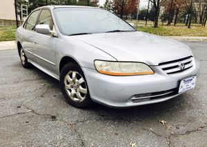 2001 Honda Accord Very Reliable Drives Awesome Clean title