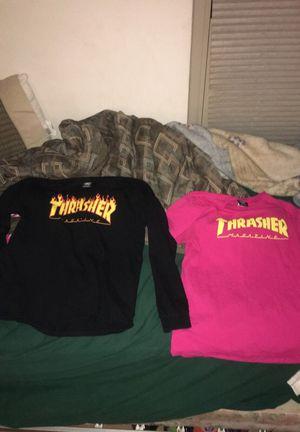 Thrasher shirts