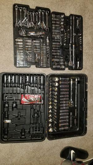 Caja de herramientas para mecánica