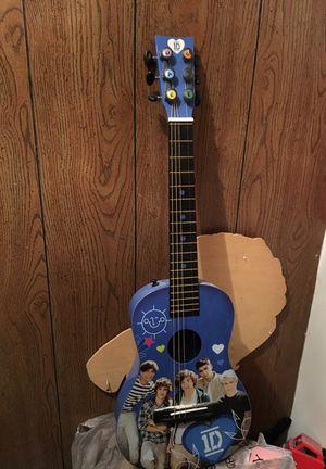 One dirrecion guitar