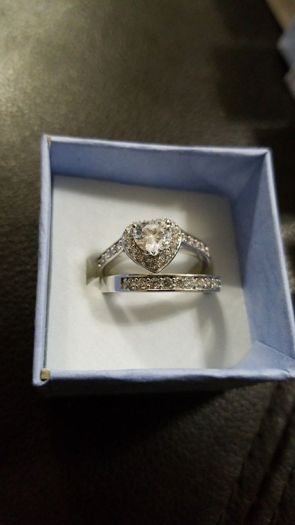 Wedding Rings Set Jewelry Accessories in El Paso TX