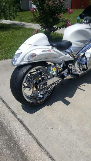 Trade for truck 2006 hayabusa