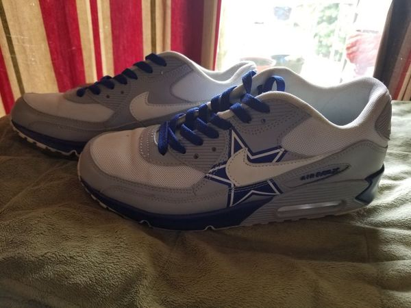 6a7afa453be Dallas cowboys air max (Sports   Outdoors) in Columbia