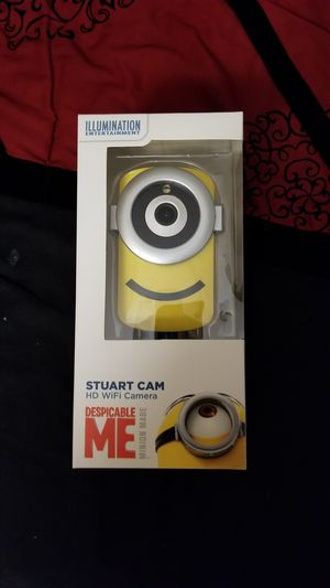 Despicable Me Security Camera with free app