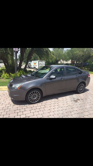 2011 Ford Focus SES excellent