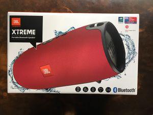 New Never Opened JBL XTREME Portable Speaker
