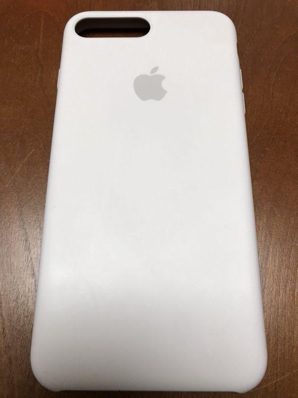 iphone 8 white silicone case