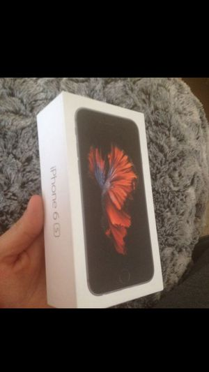 iPhone 6S Original Box