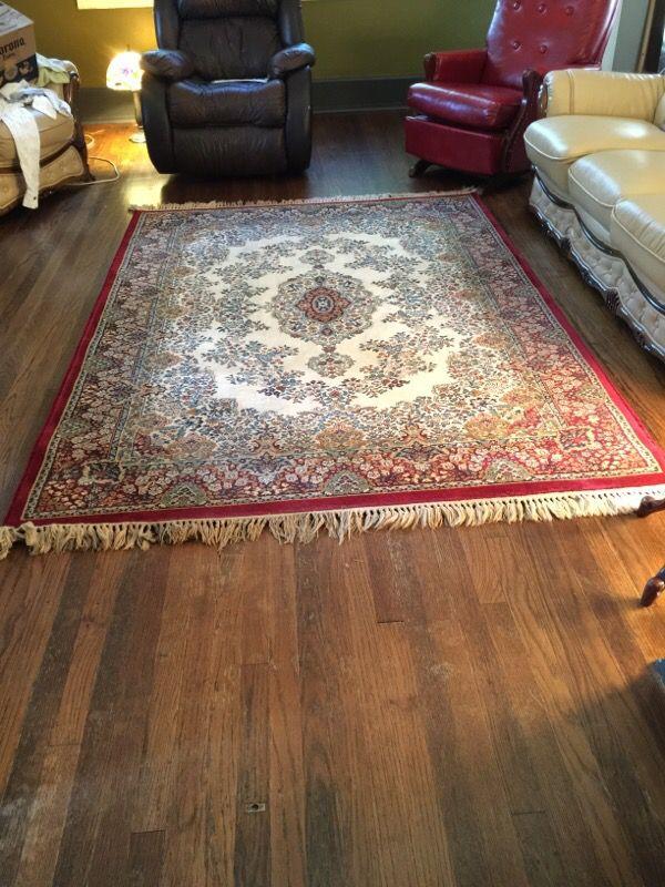LOOK 💯 Beautiful Area Rug SALE Furniture in