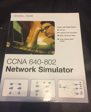CCNA 640-820 Network Simulator