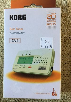 KORG Solo Tuner Chromatic