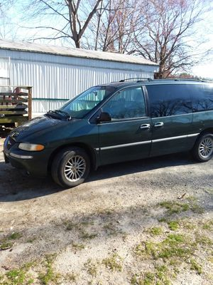 2000 Town and Country van