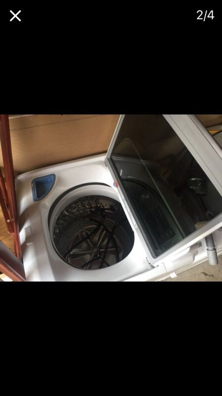 washing machine he