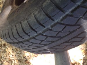 Trailer Tire Transmaster ST225/75R15 Will trade for Iso need a mercedes hitch for 300 d / sd 1982-1985 Ocoee Florida Pickerstv Q2mm16 w12 Tu Tre