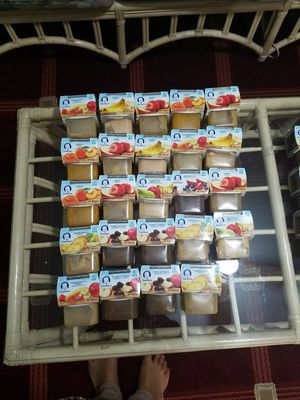 48count Baby Food Solids Ready made Gerber