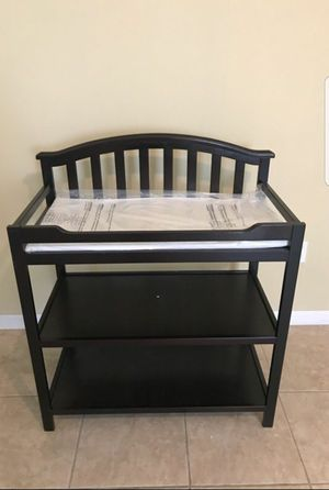 Changing table brand new