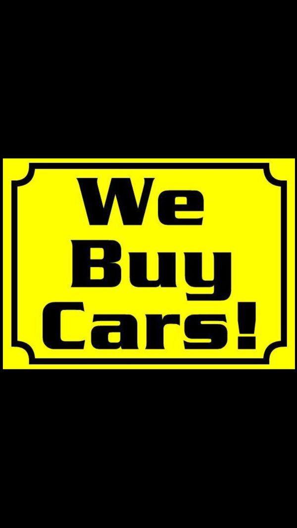We buy cars running or not we pay top dollar (Cars & Trucks) in ...
