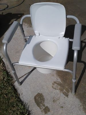 Commode Potty Shower chair