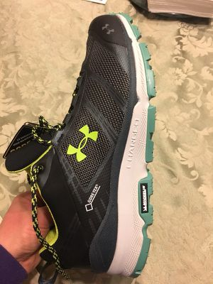 New under armor size 12 never used