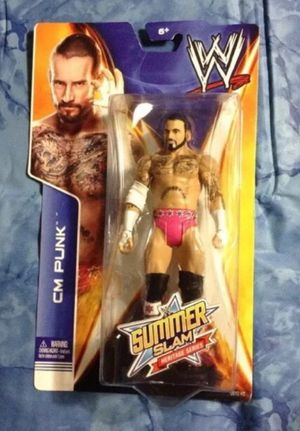 CM Punk Summer Slam