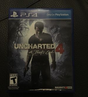 Unchartered 4 - a thiefs end