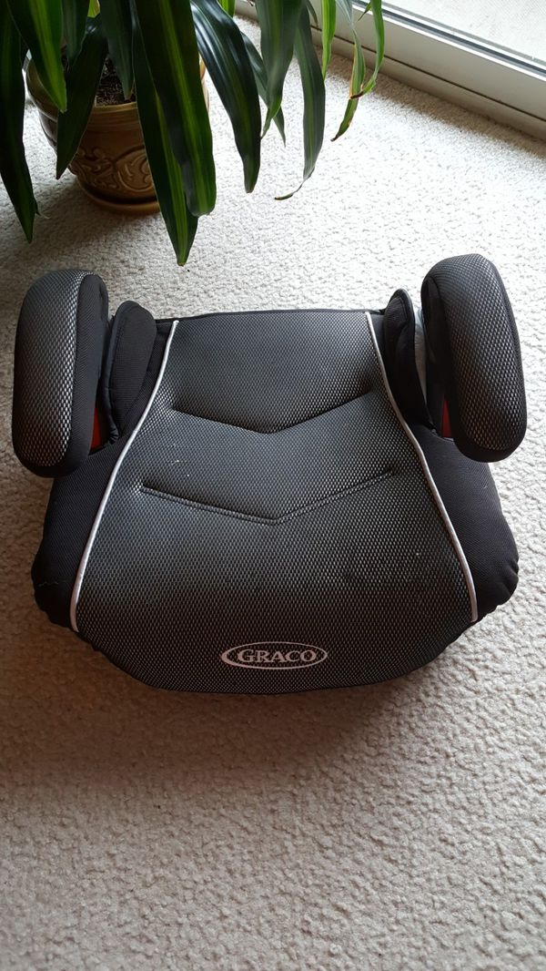 Graco backless booster car seat (Baby & Kids) in Chapel Hill, NC ...