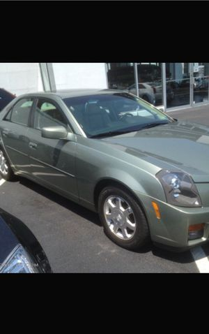 04 cadillac cts PARTS ONLY