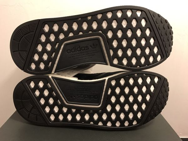adidas NMD R1 Primeknit Black/White Releasing in Fall