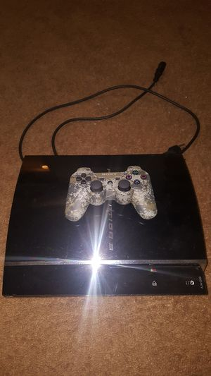 Fat jailbroken ps3 with mod menu