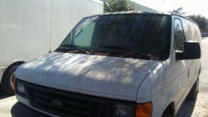 Ford e250 cargo van