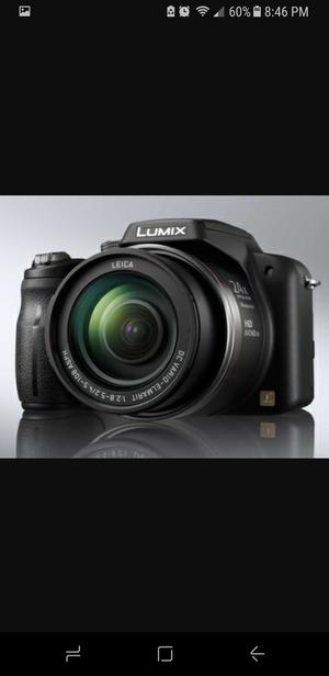 Lumix camera Fz40