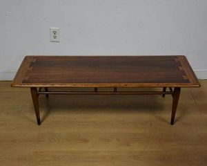 Mid Century Coffee Table Made By Lane Furniture 03 01 1967