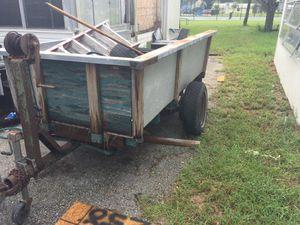 4x8 trailer