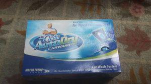 Mr Clean Auto Dry Car Wash System