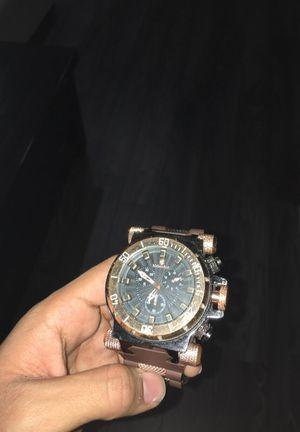 Rocawear Gold Watch